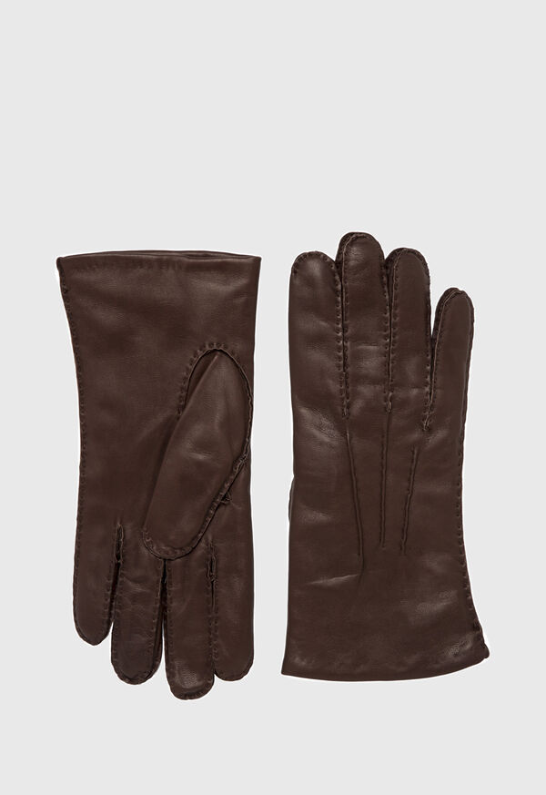 Lambskin Gloves with Cashmere Lining, image 1