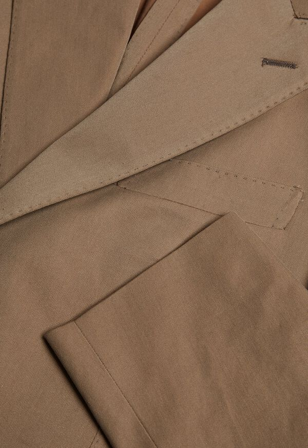 Solid Soft Constructed Sport Jacket, image 2