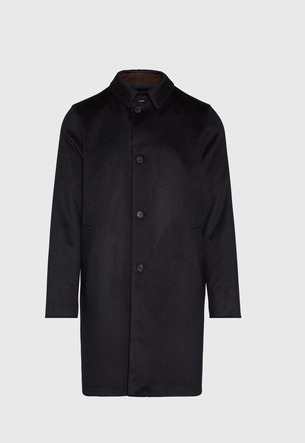 Cashmere Reversible Coat, image 1