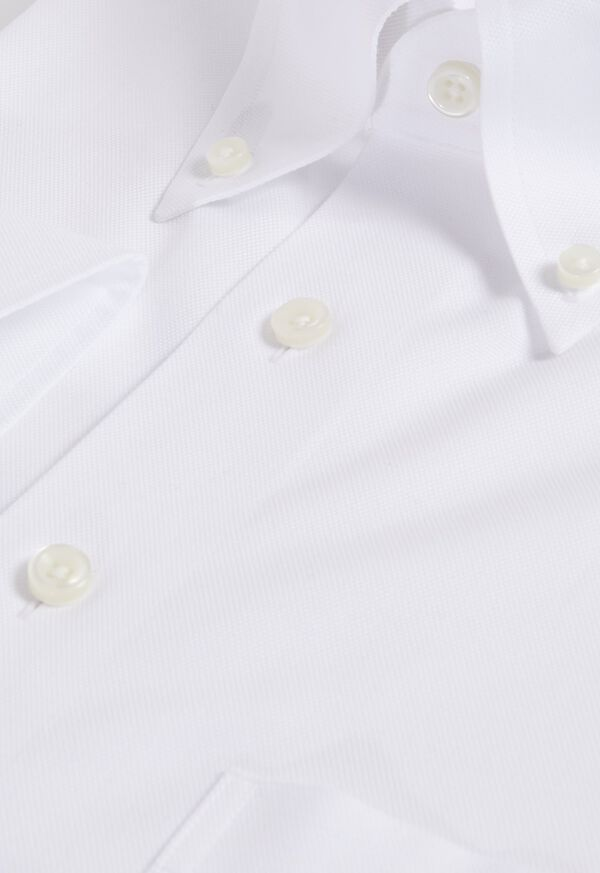 "Oxford ""Non-Iron"" Sport Shirt, image 2"