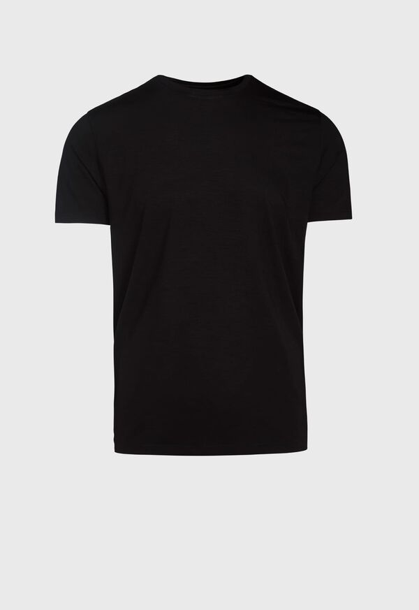 Jersey Knit Lounge T-Shirt, image 1