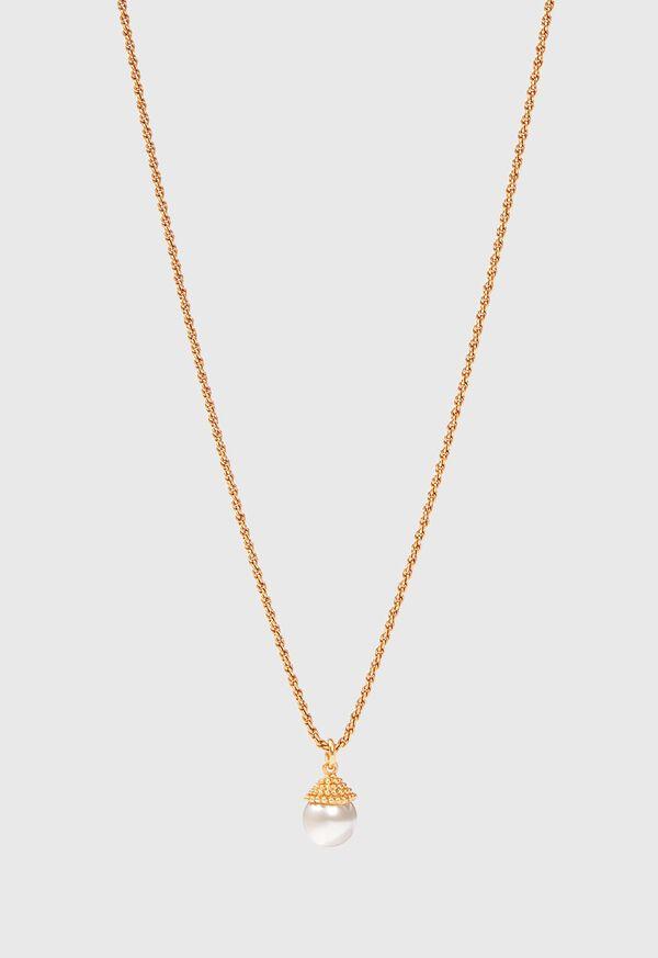 Julie Vos Florentine Charm Necklace, image 1