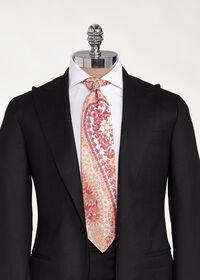Deco Floral Paisley Tie, thumbnail 2