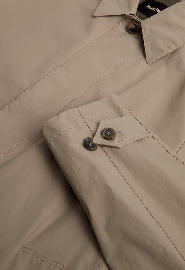 Tailored Fit Raincoat, image 6