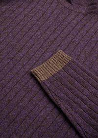 Ribbed Turtleneck Sweater, thumbnail 2