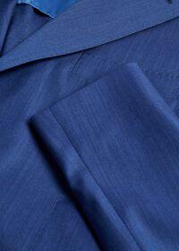 Blue Solid Suit, thumbnail 2