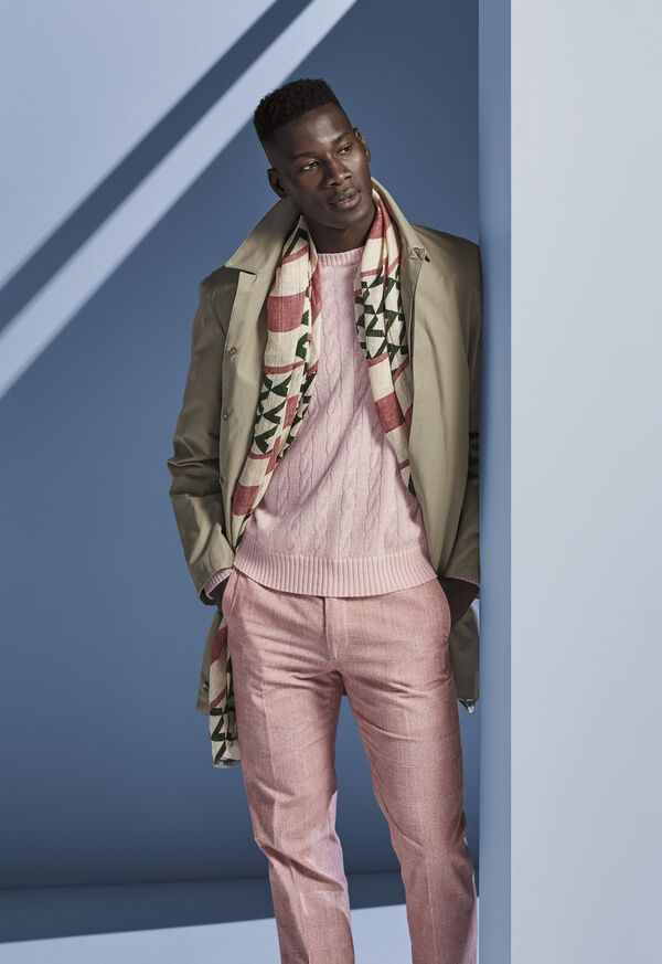 Tailored Fit Raincoat, image 5