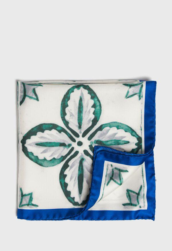 Tile Design Pocket Square, image 1