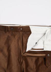 Tan Corduroy Dress Pant, thumbnail 2