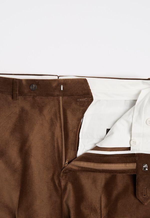 Tan Corduroy Dress Pant, image 2