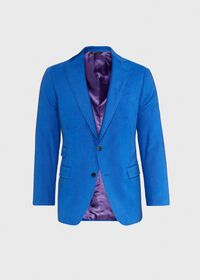 Blue Corduroy Sport Jacket, thumbnail 1