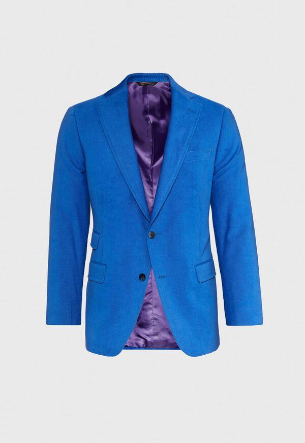 Blue Corduroy Sport Jacket