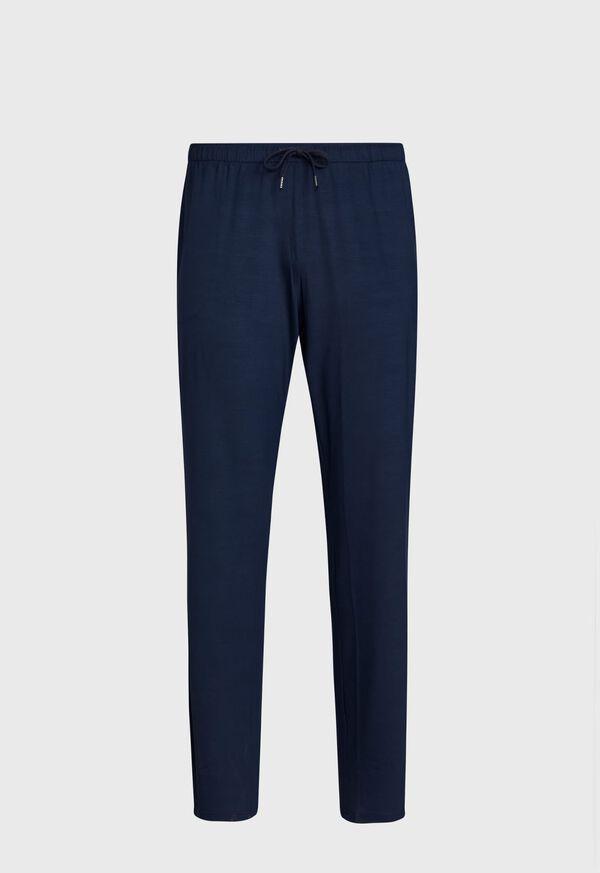 Jersey Knit Lounge Trousers, image 1