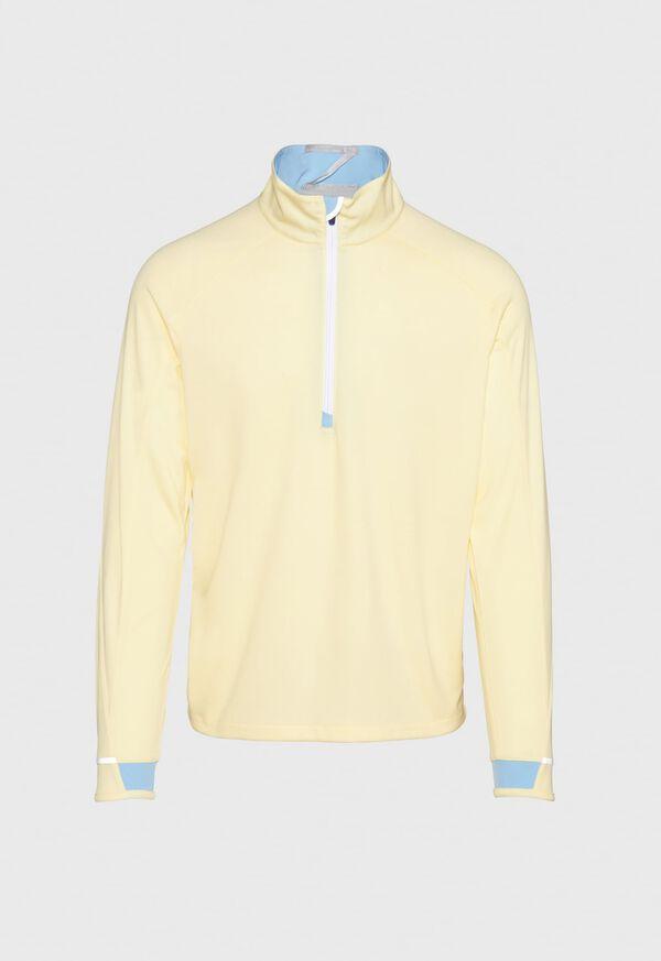 Zero Restriction Melange Knit Pullover, image 1