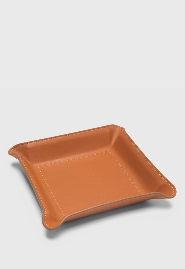 Leather Valet Tray, image 3