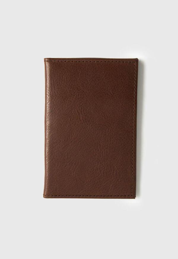 Vachetta Leather Card Case, image 1