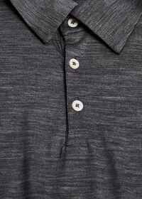 Washable Wool Polo, thumbnail 2