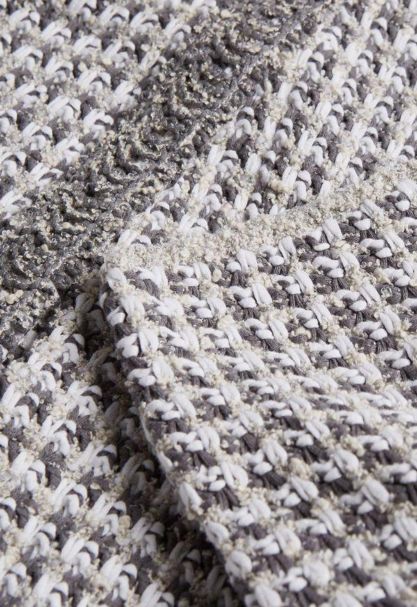 Sweater Jacket with Fringe, image 2