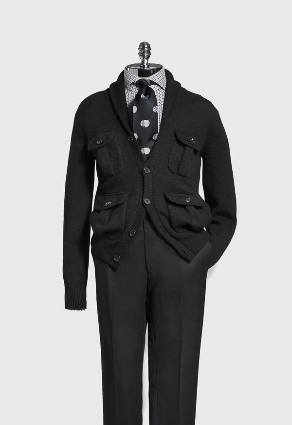 Military Cardigan, image 1