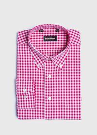 Gingham Sport Shirt, thumbnail 1