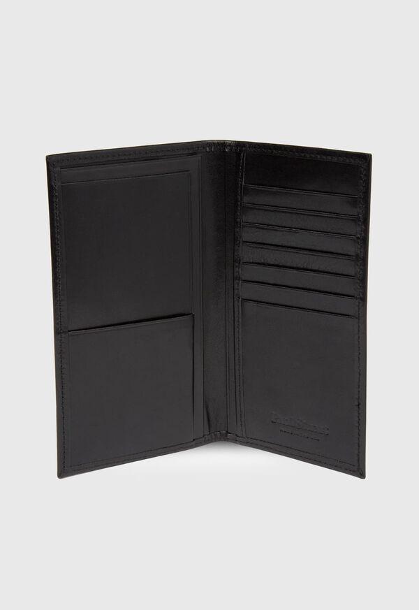 Slim Secretary Vachetta Leather Wallet, image 3