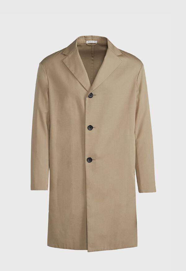 Cotton Blend Coat, image 1