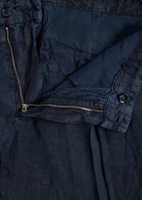 Solid Linen Suit, thumbnail 5