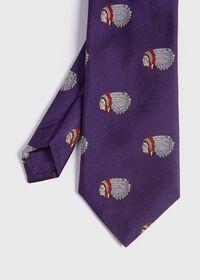 Indian Head Silk Tie, thumbnail 1