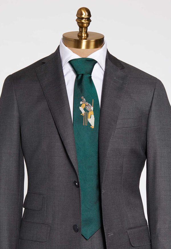 Cricket Silk Tie, image 1
