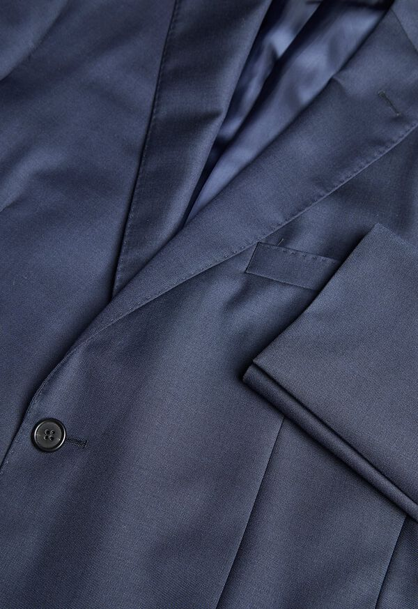 Paul Fit Sharkskin Super 110s Suit, image 2