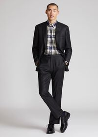 Paul Fit Wool and Cashmere Flannel Suit, thumbnail 5