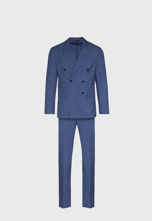 Phineas Cole Mid Blue Suit
