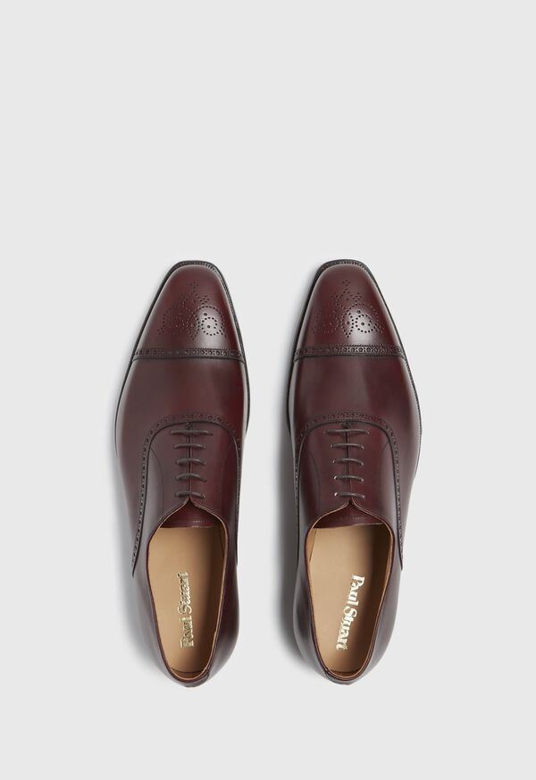 Gerry Cap Toe Lace Up with Medallion, image 2