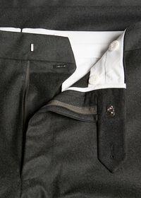 Super 120s Flannel Trouser, thumbnail 2
