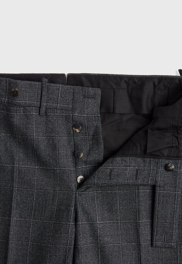 Grey Plaid Suit, image 6