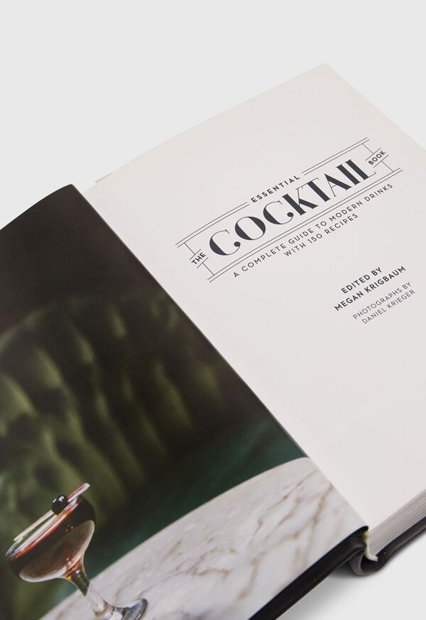 The Essential Cocktail Book, image 2