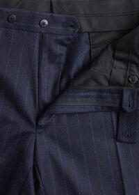 Tonal Blue Stripe Suit, thumbnail 6