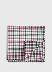 Plaid Pocket Square, thumbnail 1