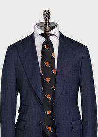 Foxhead Silk Tie, thumbnail 2