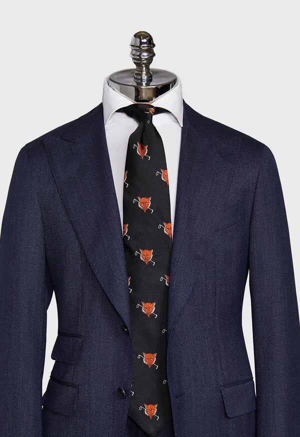 Foxhead Silk Tie, image 2