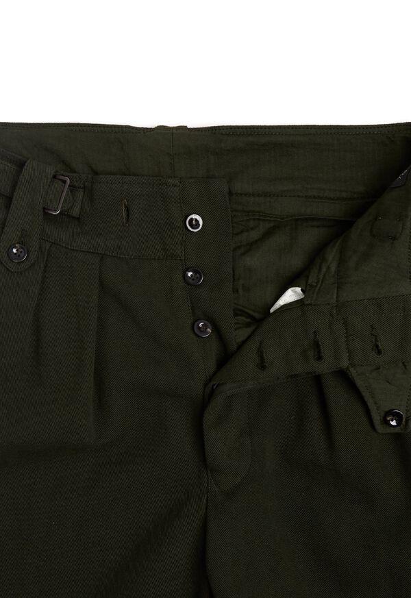 Garment Washed Cargo Pant, image 2