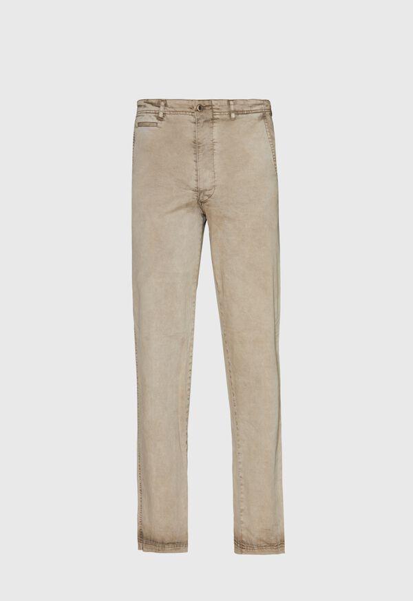 Cotton Blend Back Adjustment Pant, image 1