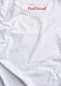 Jersey Knit Lounge T-Shirt, thumbnail 2