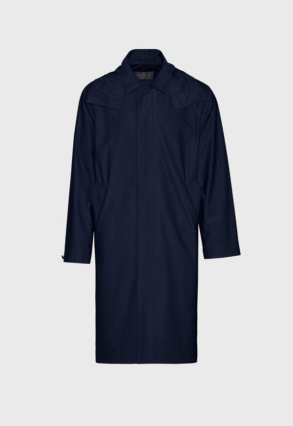 High Tech Packable Raincoat, image 1
