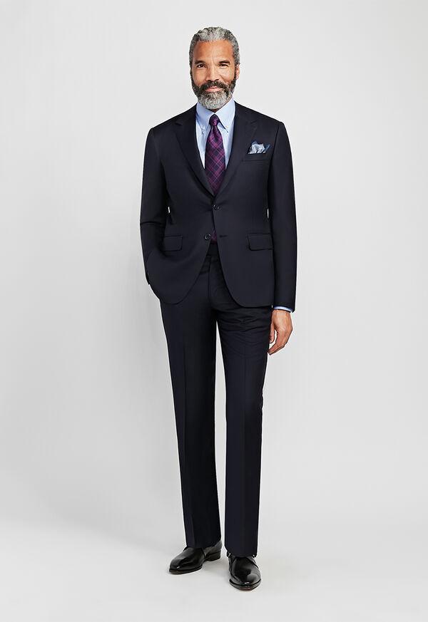 Stuart Fit Super 150s Wool Suit, image 1