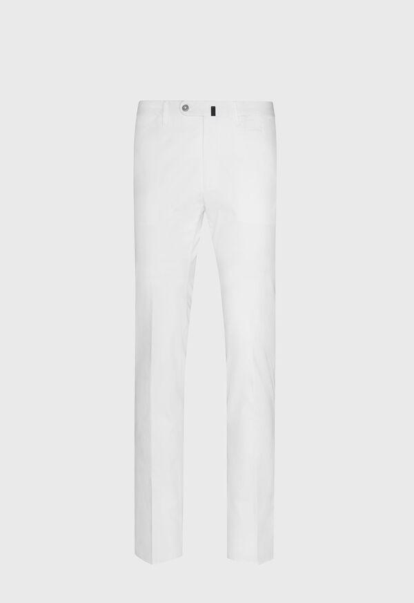 Garment Dyed Plain Front Pant, image 1