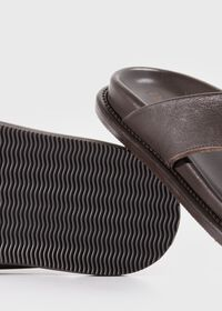 Punta Leather Slides, thumbnail 5