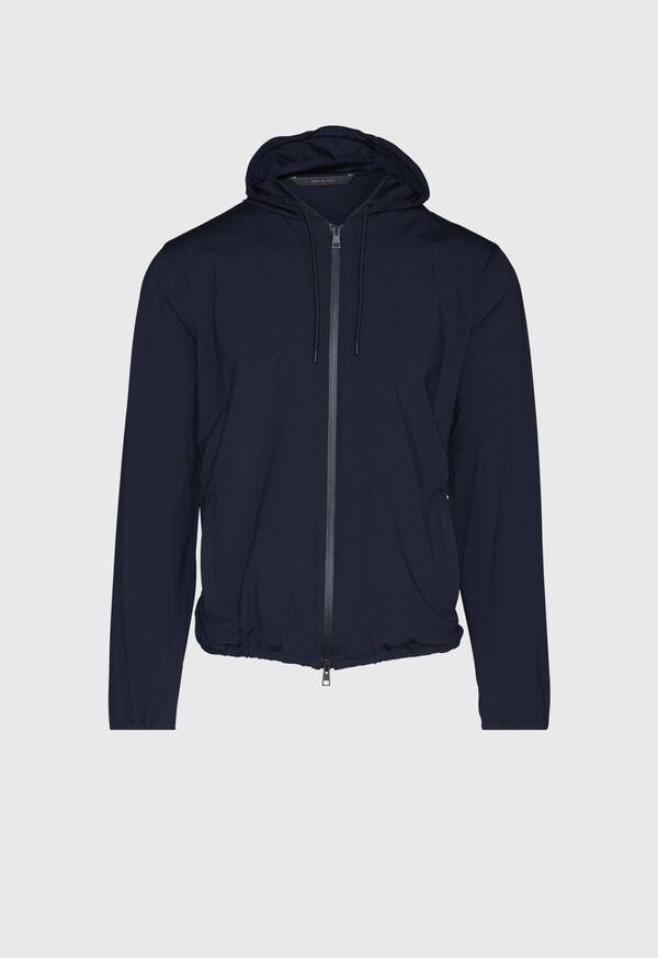 Travel Cloth Zip-Up Hoodie, image 1