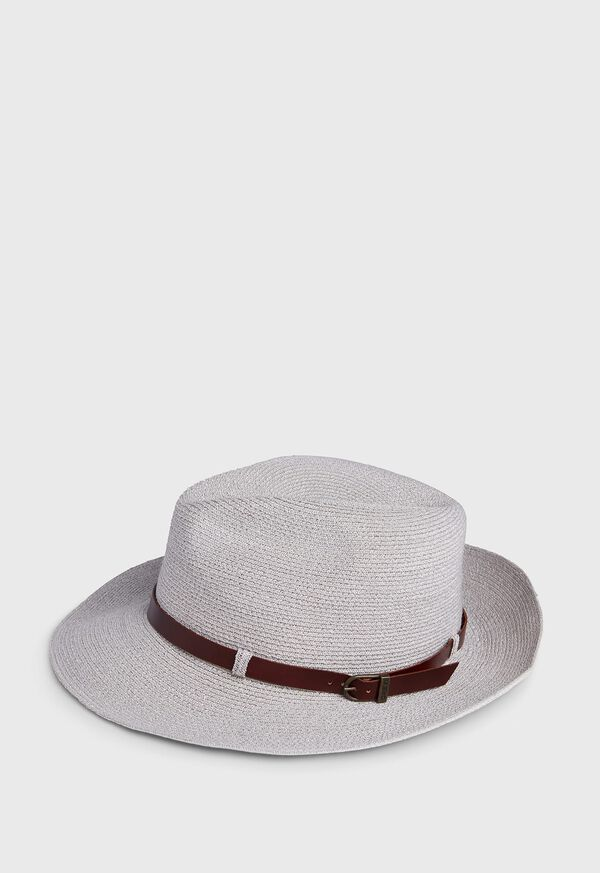 Fedora with Leather Band, image 1