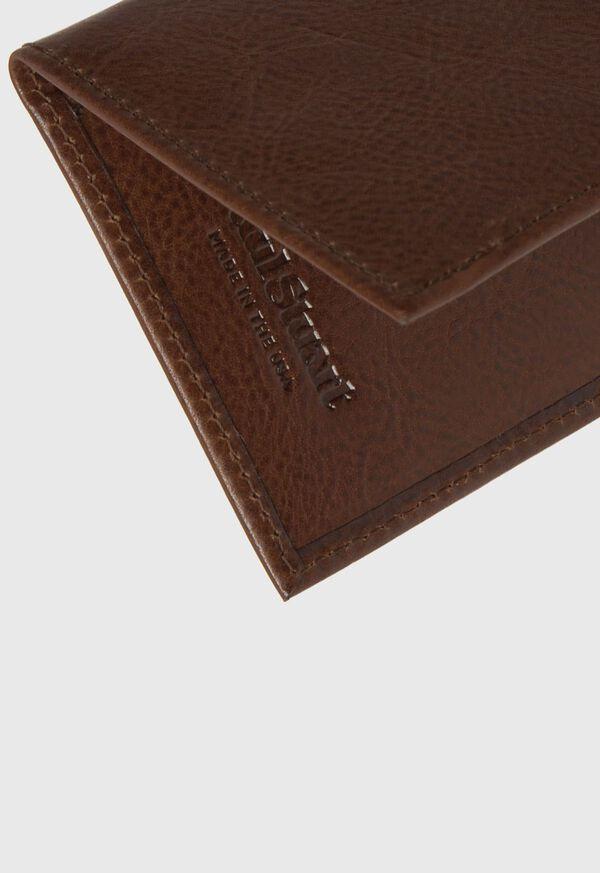 Vachetta Leather Card Case, image 2